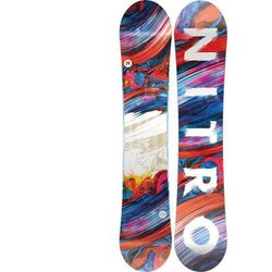Pozostałe snowboard  NITRO Snowbitch