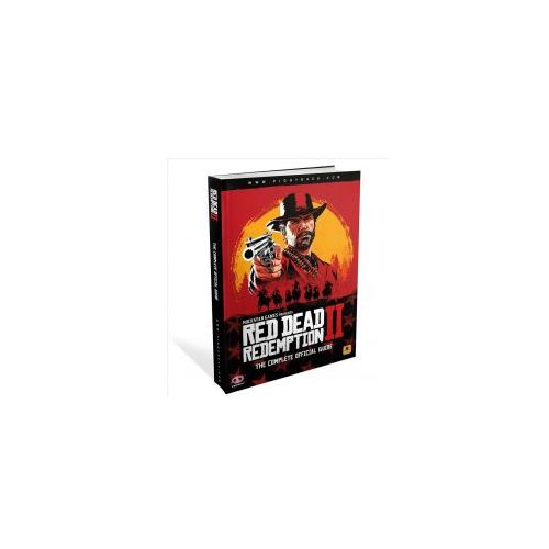 Red Dead Redemption 2: The Complete Official Guide Standard Edition (9781911015550)