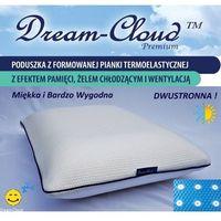 Poduszka Memory Dream-Cloud Premium Chłodząca-Wentylowana Duża 60x40x13cm (0086156335296)