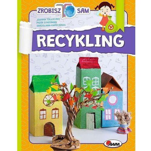 Recykling Zrobisz to sam - Tołłoczko Joanna Syndoman Kwiecińska Mirosława (2019)