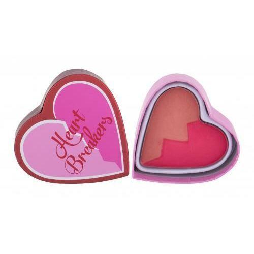 I heart revolution heartbreakers matte blush róż 10 g dla kobiet charming - Najlepsza oferta