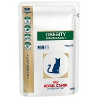 Royal Canin Obesity Management Veterinary Diet - 12 x 100 g (9003579305454)