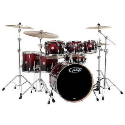 Akustyczne zestawy perkusyjne PDP
