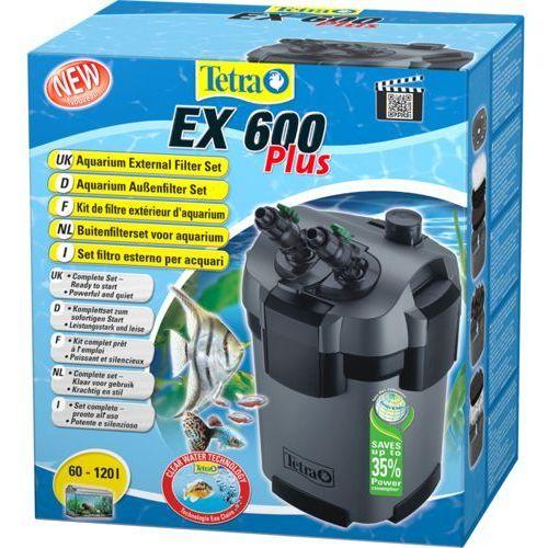 TETRA Filtr zewnętrzny EX 600 PLUS z pokarmem Tetra GRATIS!, MS_10717
