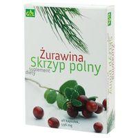 Żurawina + Skrzyp Polny 48 kaps.