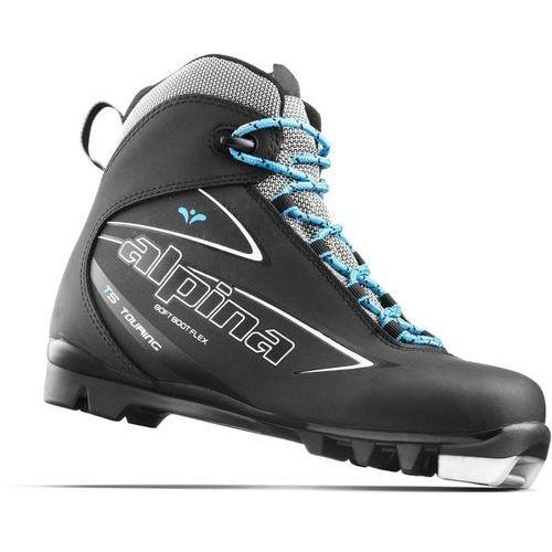 buty do narciarstwa biegowego t 5 eve black/blue/white 36 marki Alpina