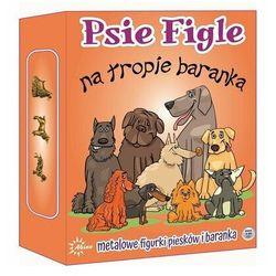 Gra psie figle - na tropie baranka +darmowa dostawa przy płatności kup z twisto marki Abino