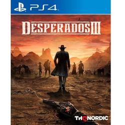 Thq Gra ps4 desperados iii