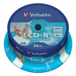 Płyty CD, DVD, BD  Verbatim Mercateo Polska