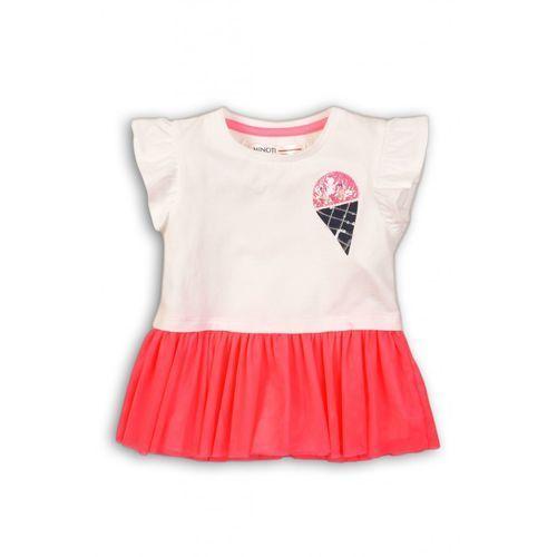 Koszulka dziewczęca 5i36c2 marki Minoti