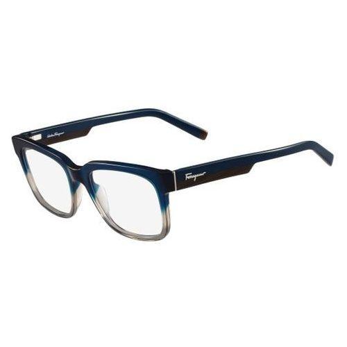 Okulary korekcyjne sf 2751 325 Salvatore ferragamo