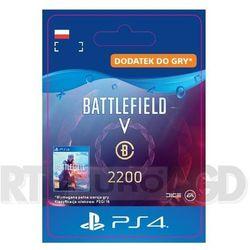 Battlefield V - 2200 Jednostek Waluty [kod aktywacyjny]