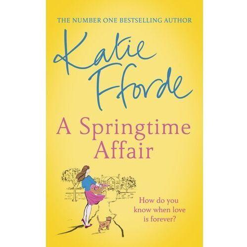 A Springtime Affair - Fforde Katie - książka (9781784758288)