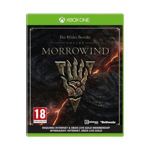 The elder scrolls online: morrowind gra xbox one marki Cenega