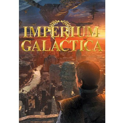 Thq Imperium galactica - k00418- zamów do 16:00, wysyłka kurierem tego samego dnia!