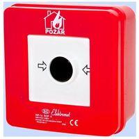 Elektromet przycisk przeciwpożarowy wp-1s n/t 921400 marki Legrand