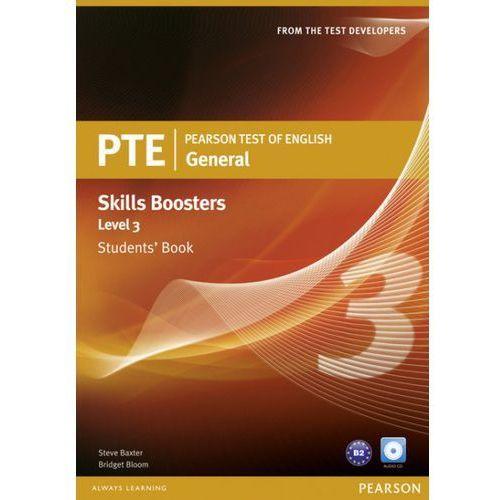 PTE General Skills Booster 3. Podręcznik (9781408267837)