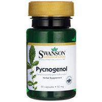 Kapsułki Swanson Pycnogenol 50mg - (50 kap)