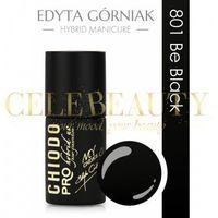 CHIODO PRO BLACK & WHITE STYLE 801 BE BLACK 7ML