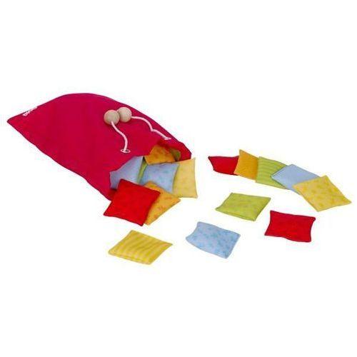 Gra poczuj parę - dotykowe poduszeczki marki Goki