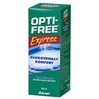 355ml express wielofunkcyjny płyn dezynfekujący do miękkich soczewek kontaktowych marki Opti-free