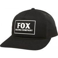 Fox czapka z daszkiem lady heater black