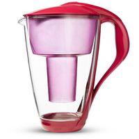 Dafi Dzbanek szklany filtrujący wodę 2l led -  (kolor:: malinowy) (5900950928230)