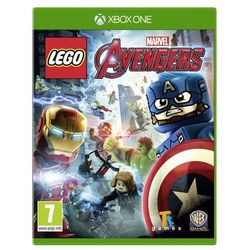 Warner brothers entertainment Lego marvels avengers pl xone