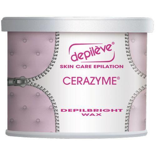 Depileve cerazyme depilbright wax wosk do depilacji bezpaskowej (400 g.) - Znakomita obniżka