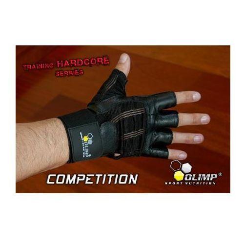 Rękawice treningowe z usztywniaczami nadgarstka COMPETITION GLOVES