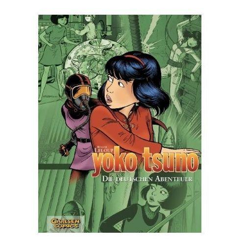 Yoko Tsuno, Die deutschen Abenteuer Leloup, Roger (9783551021762)