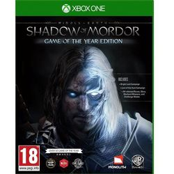 Gry Xbox One  Monolith Productions