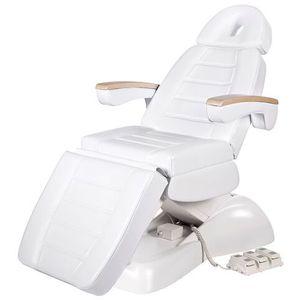 Fotel kosmetyczny remissio biały - 3 lata gwarancji marki Physa