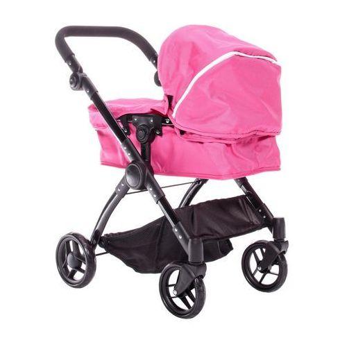 Britax wózek z gondolą smile 3w1, różowy