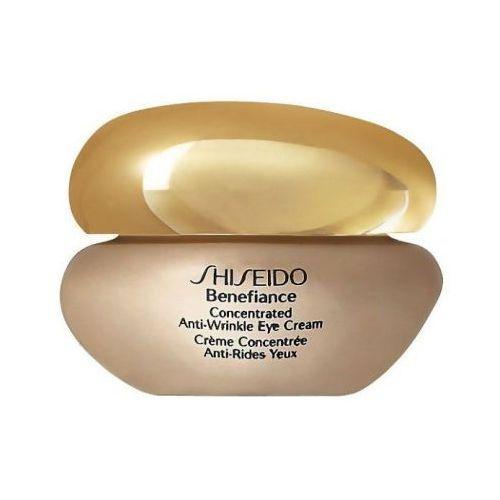 Shiseido benefiance concentrated krem pod oczy 15 ml dla kobiet