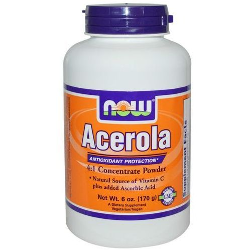 Now foods Acerola powder 170g - now