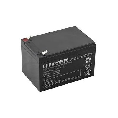 Akumulatory żelowe AGM Europower P.P TELETROM / VOLTY.PL