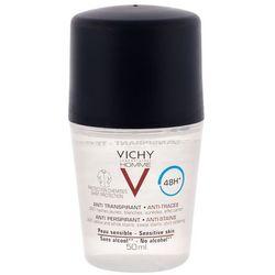 Antyperspiranty dla mężczyzn  Vichy