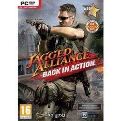 Jagged alliance back in action - k00421- zamów do 16:00, wysyłka kurierem tego samego dnia! marki Techland