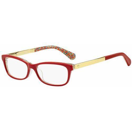 Kate spade Okulary korekcyjne jessalyn 0xsu
