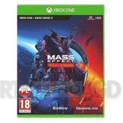Mass Effect Edycja Legendarna Gra Xbox One (Kompatybilna z Xbox Series X)