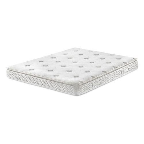 Materac kieszeniowy memory foam 160 x 200 cm luxus marki Beliani