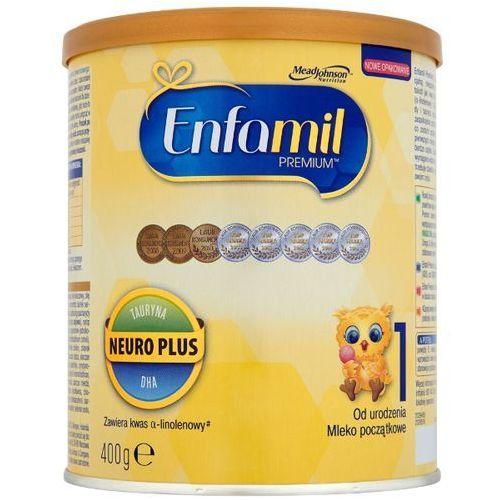 Enfamil 400g premium 1 mleko początkowe od urodzenia   darmowa dostawa od 199 zł