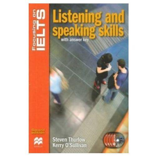 Focusing on IELTS Listening & Speaking Skills, oprawa broszurowa