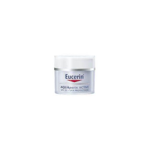 EUCERIN AQUAporin ACTIVE Krem nawilżający do wszystkich typów skóry SPF25 50ml