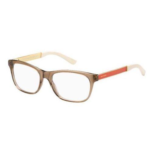 Okulary korekcyjne th 1321 0gz Tommy hilfiger
