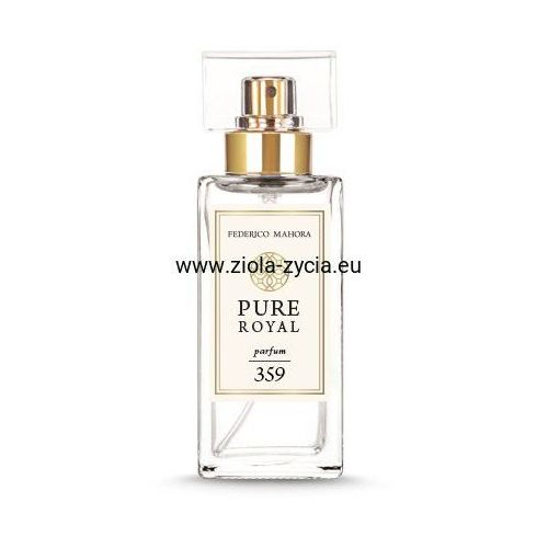 Perfumy pure royal damskie fm 359 - fm group marki Federico mahora - fm group