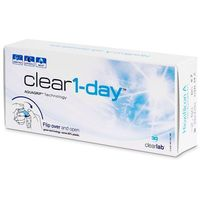 Clear 1-Day (30 soczewek) (8886435936020)
