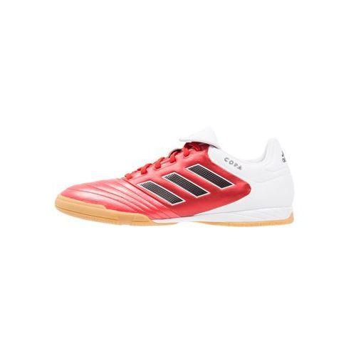 Adidas performance copa 17.3 in halówki red/core black/white