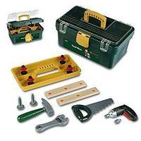 Skrzynka z narzędziami i wkrętarką Bosch (4009847083050)